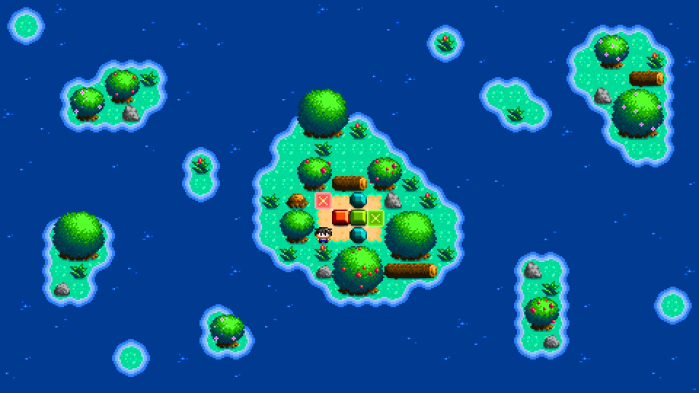 Forest Island 03
