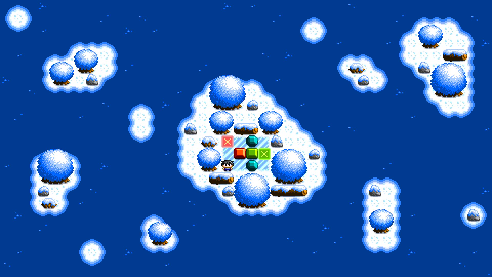 Snow Islands 13
